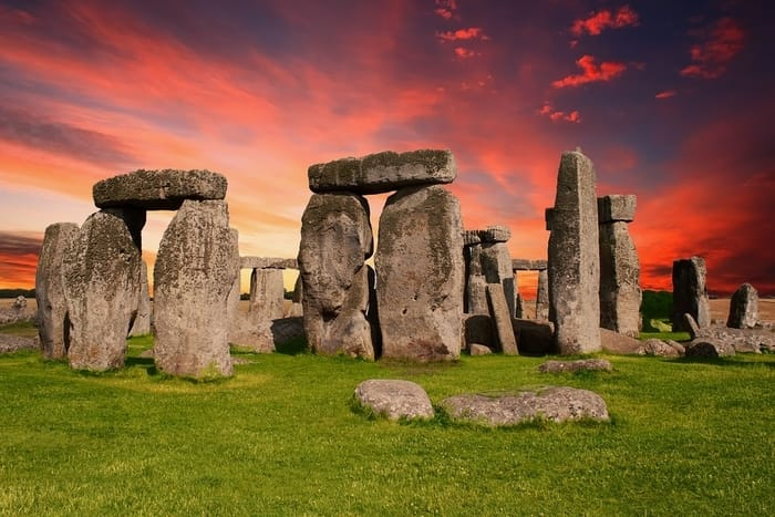 Most Amazing Ancient Ruins in the World - Stonehenge