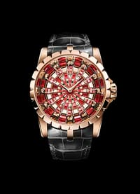 Roger Dubuis - Excalibur - The Knights of the Round Table