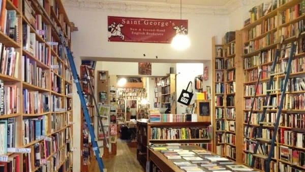 Saint Georges English Bookshop