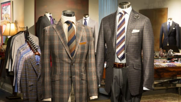 Daniel George Custom Suits