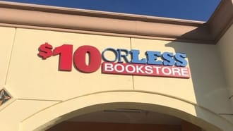 $10 Or Less Bookstore