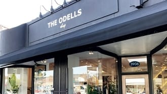 THE ODELLS SHOP