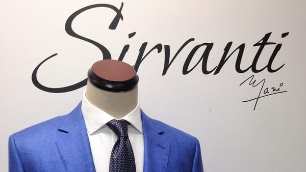 Sirvanti Men's Custom Clothier