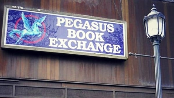 Pegasus Book Exchange