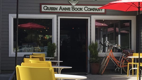 Queen Anne Book Company