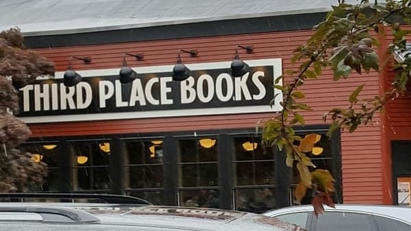 Third Place Books - Seward Park