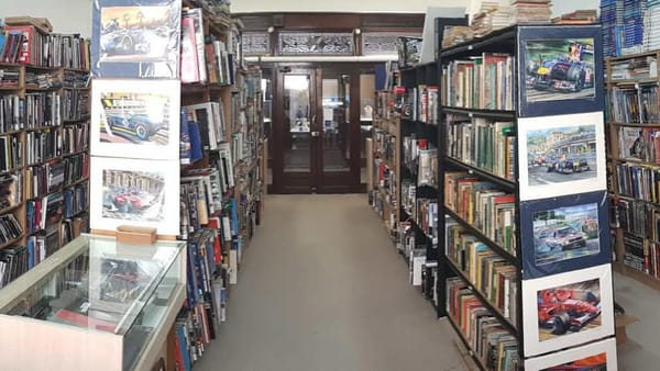 Automoto Bookshop