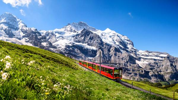 Alpenwild will add New Features to The Scenic Alps by Slow Travel Rail Tours