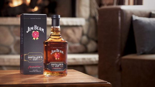 Hand selected by Jim Beam master distiller Fred Noe, the unfiltered, premium bourbon is now available nationwide