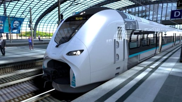 Ballard Power Systems announced the aggrement with Siemens AG to develope zero-emission fuel cell engine to power Siemens' Mireo Light Rail Train