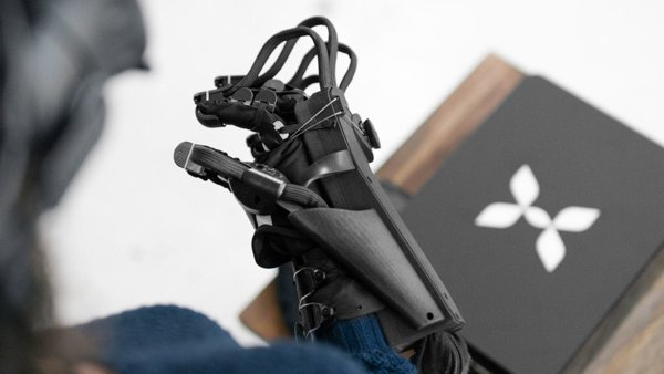 HaptX Announces First Haptic Gloves to Deliver Realistic Touch in Virtual Reality