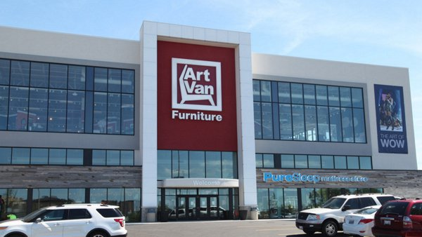 Purchase of 53 Mid-Atlantic Stores Rockets Art Van to Top 10 National Furniture Retailer