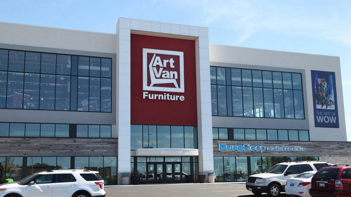 Art Van Furniture Acquires Levin And Wolf Furniture