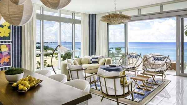 The newest Cayman Islands real estate development is now open.