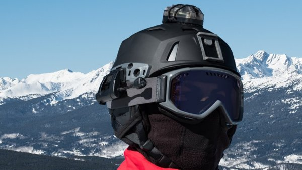 Marks First Ski Helmet Design Since the Company's Original Model in 1997