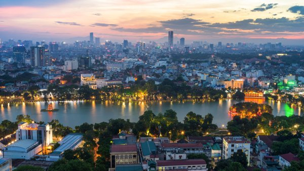 Four Seasons expands Vietnam portfolio with the addition of a new hotel along Hoan Kiem Lake in city's historic district