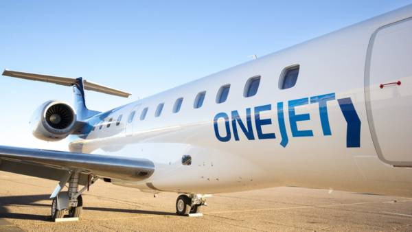 The OneJet ERJ135