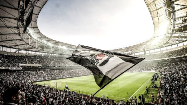 Vodafone Park Besiktas Venue