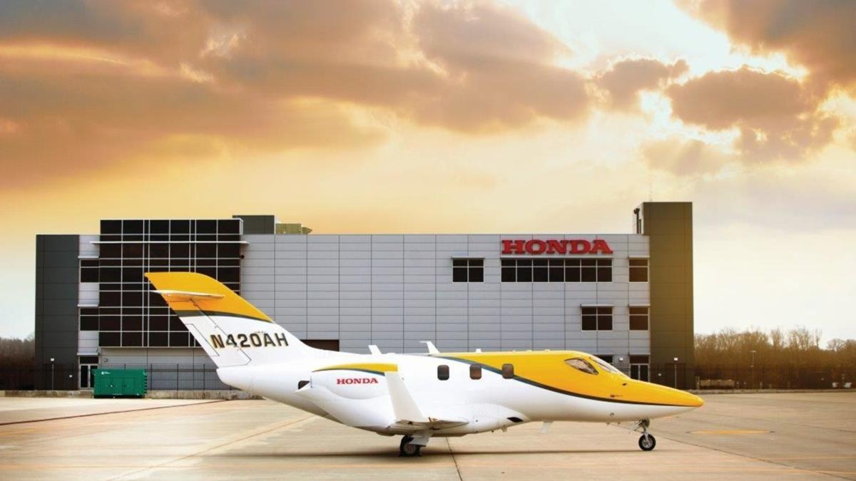 The HondaJet Finishes 2017 As The Most Delivered Jet In Its Category ...