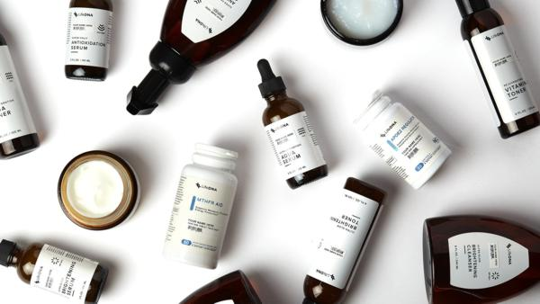 DNA-Personalized Supplements And Skincare Products
