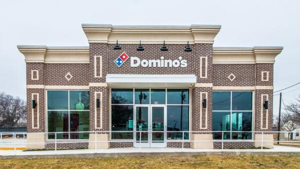 Domino's is celebrating the commemorative opening of its 15,000th store in the world in Lewisville, Texas on March 7.