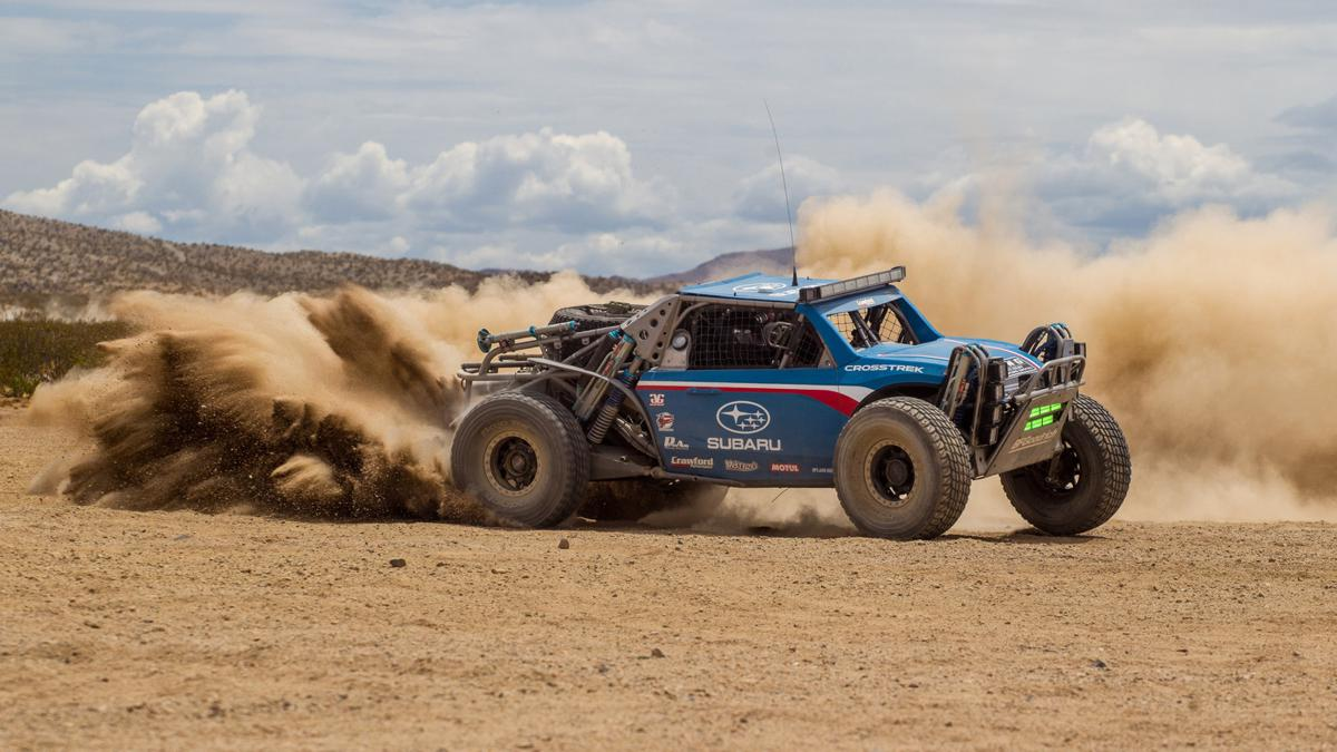 LS1  |Subaru Racer