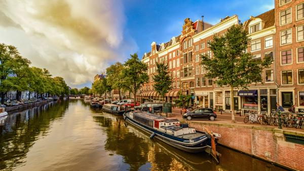 Luxury Canal Houses for Sale in Amsterdam