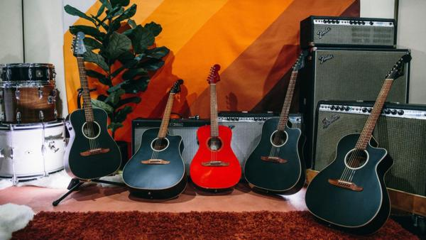 The Fender California Series acoustic guitars defy convention, while celebrating the lifestyle and culture associated with the region and the brand's Southern California roots.