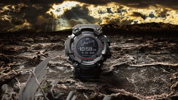 Casio G-SHOCK Announces Retail Availability Of RANGEMAN GPS Navigation Timepiece