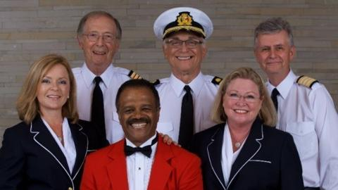 "Princess Cruises and the Original Cast of ""The Love Boat"" to Receive Hollywood Walk of Fame Honorary Star Plaque"