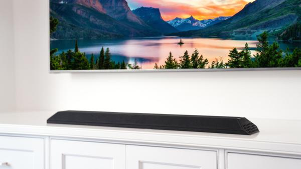 VIZIO Announces Availability of All-in-One 36-inch 2.1 Sound Bar with Built-in subwoofers to deliver Incredible Performance in an Elegant and Space-Saving Package.