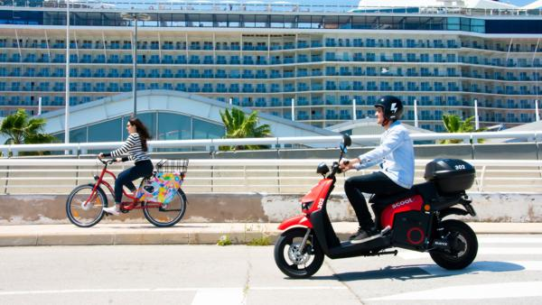 Scoot launches in Barcelona with electric scooters and new electric bicycles