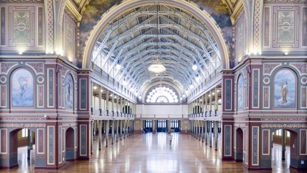 Earlier this month, CyArk, a nonprofit organization that digitally records, archives and helps preserve world heritage sites, and Iron Mountain Incorporated® (NYSE: IRM), the global leader in storage and information management services, completed a preservation project to digitally capture and preserve the Royal Exhibition Building in Melbourne, Australia.