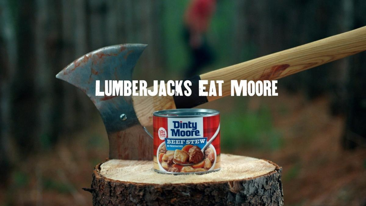 Dinty Moore® Stew - Lumberjacks Eat Moore