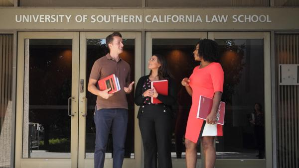 USC Gould School of Law is launching a new online human resources certificate for professionals interested in advancing in their careers.
