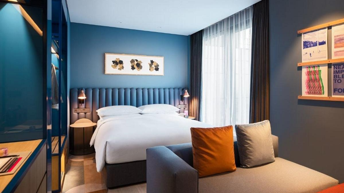 Autograph Collection Hotels today announced the opening of RYSE in Hongdae, Seoul.