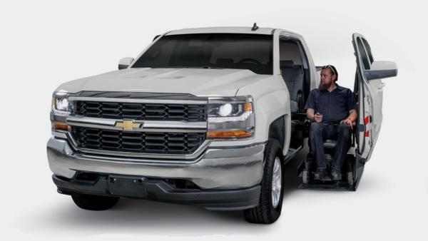 Freedom Motors USA is redefining mobility with it's wheelchair accessible trucks and full-size SUVs.