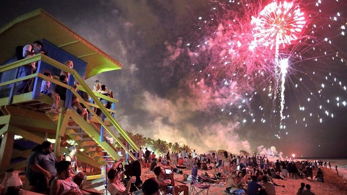 More than 45 percent of Americans are planning a summer vacation this year, and Miami Beach is helping travelers plan their getaway with an endless lineup of festivals, special offers and summer events, including a complimentary Fourth of July fireworks show.