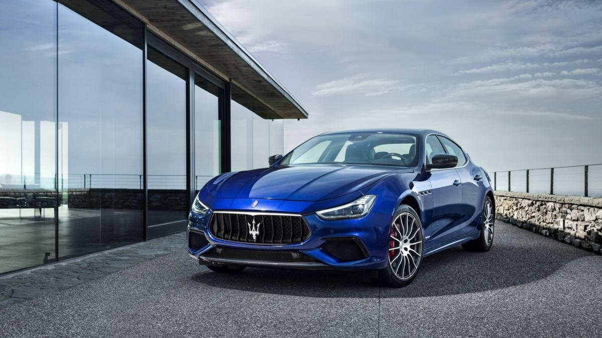 Hertz Italy Boosts Premium Fleet With Maserati Models Business