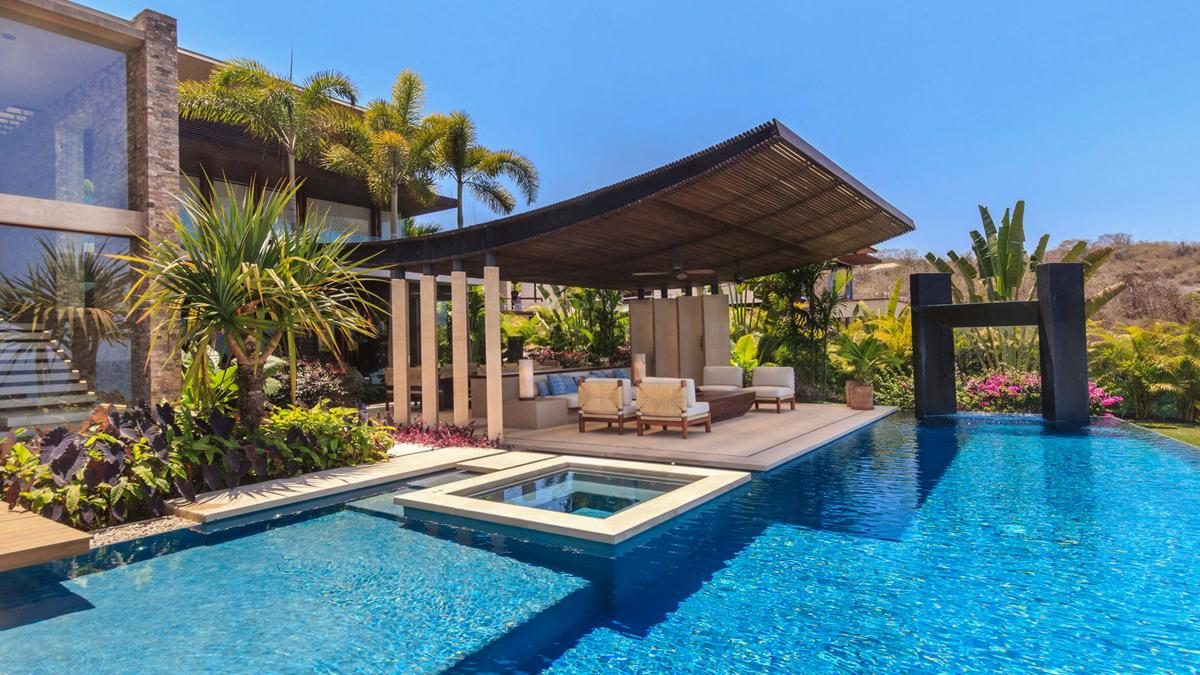 4 Bedroom Kupuri Estate, Punta de Mita, Mexico