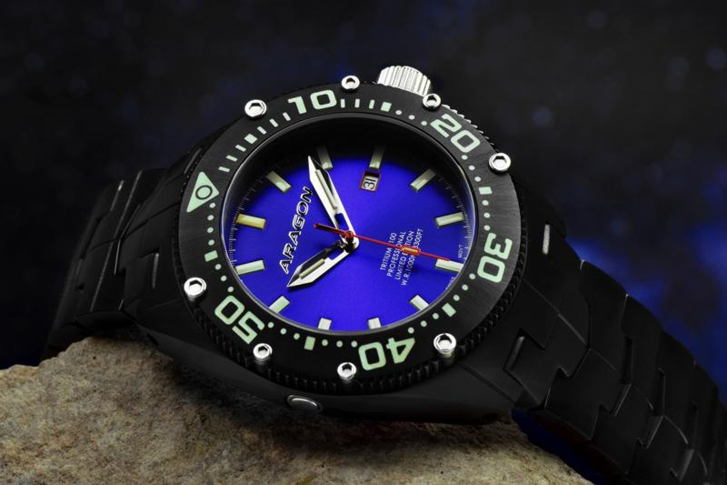 Aragon Watches - ARAGON Virtuoso T-100 Limited Edition