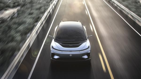 (PRNewsfoto/Faraday Future)