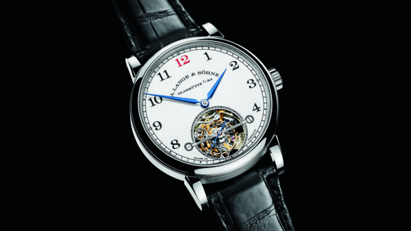 1815 TOURBILLON with enamel dial