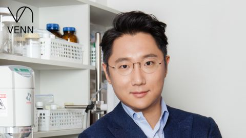Brian Oh, Founder and CEO of VENN Skincare
