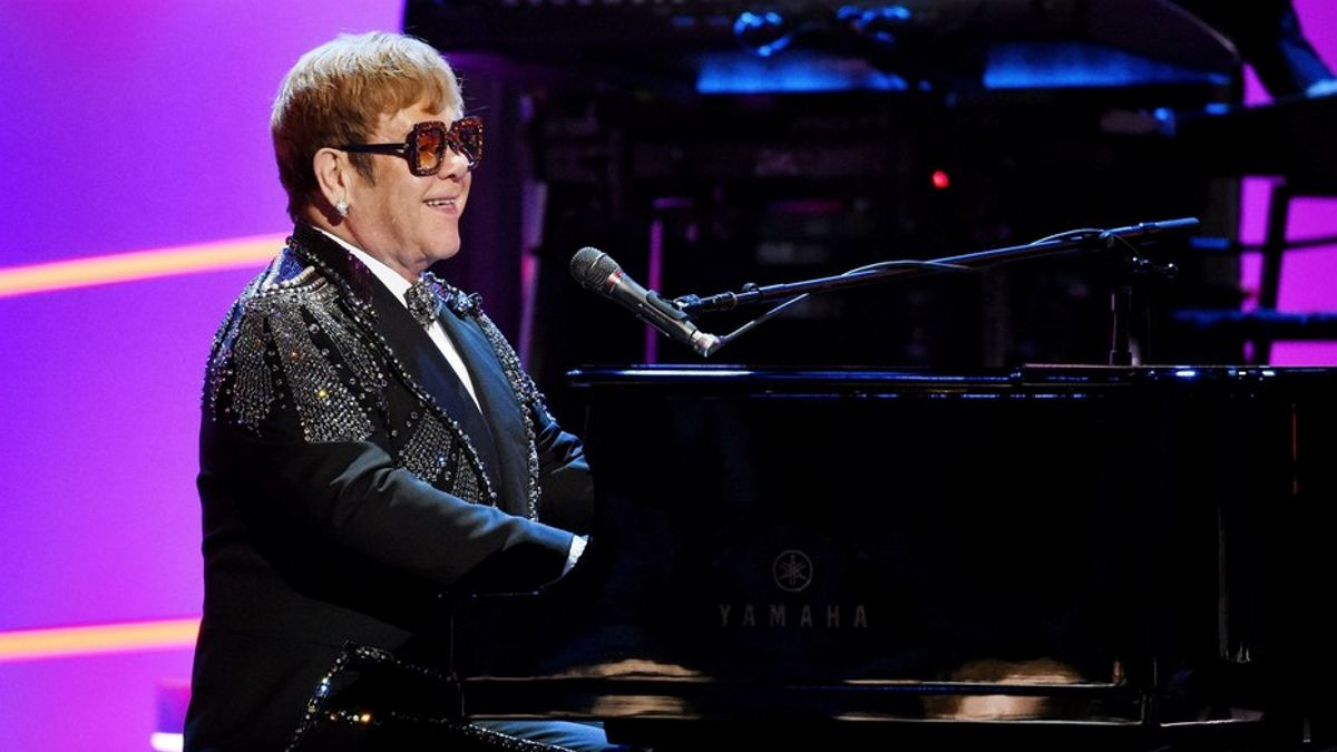 "'Elton John: I'm Still Standing – A GRAMMY® Salute', the two-hour primetime special celebrating the extraordinary career of this five-time GRAMMY® Award-winner. International sales secured by Alfred Haber, Inc. come in anticipation of Elton John's ""Farewell Yellow Brick Road"" tour set for this September."