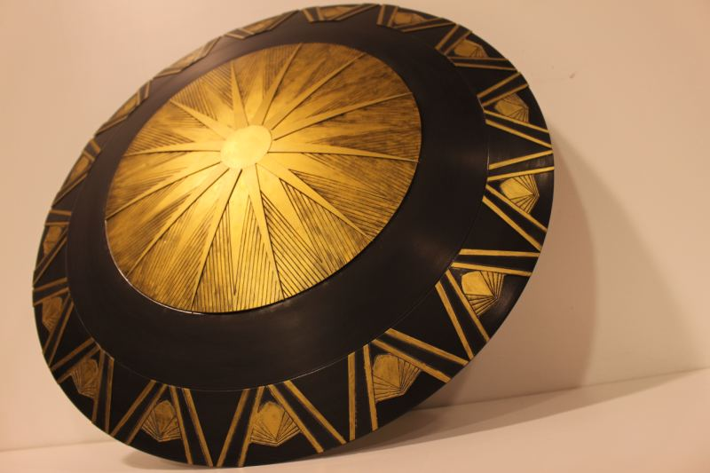 WONDER WOMAN SHIELD REPLICA