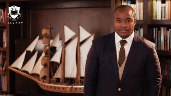 Ronald Ndoro, Founder of LIBRARY Private Members Club London