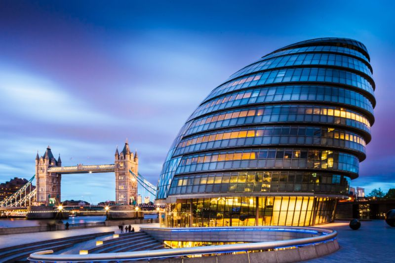 London City Hall - photo by Terry Wier