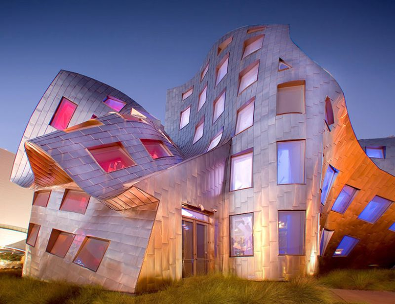 Lou Ruvo Center for Brain Health - photo by Terry Wier