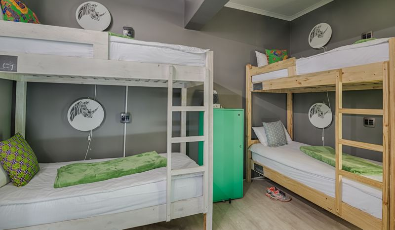 The Backpackers in Green Point Mixed Dorms